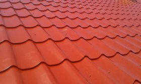 Roof tile sheets